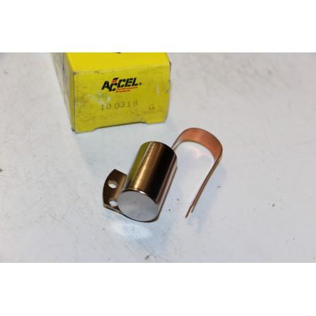 Condensateur pour JEEP 4 ET 6 CYLINDRES Accel Vintage Garage