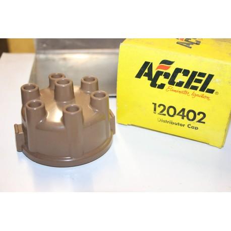 Tête d'allumeur Accel 8 cylindres models 71000 Vintage Garage