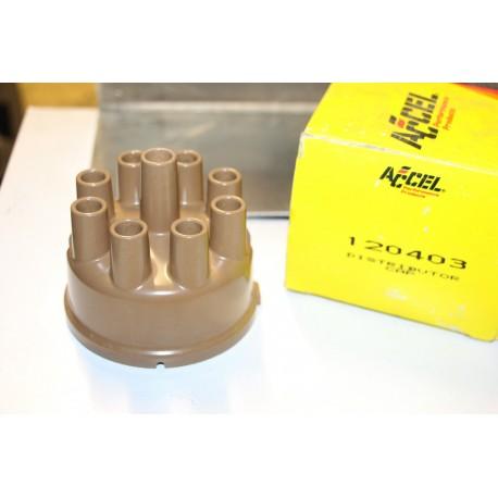 Tête d'allumeur Accel 120403 8 cylindres clipsé sortie femelle