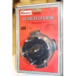 Kit Tête + rotor  6 cylindres pour Buick 1975 pour Chevrolet 75-77 Olds et pour Pontiac 75-76
