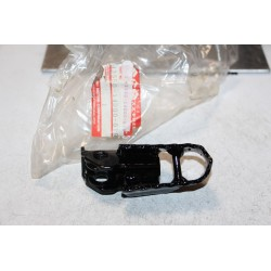 Cale pied noir avant droit pour Suzuki DR350 99-99 DR250 90-94 ref: 43550-14d00-019