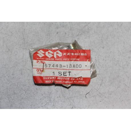 Vis d'ajustage levier de frein pour Suzuki DR250 DR500 DR600