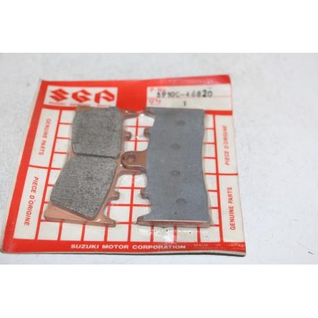 Plaquette de frein pour Suzuki GSX-R1100 93-98 GSX-R750 93-95