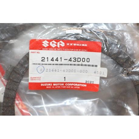 Disque d'embrayage pour Suzuki RM125 92-06
