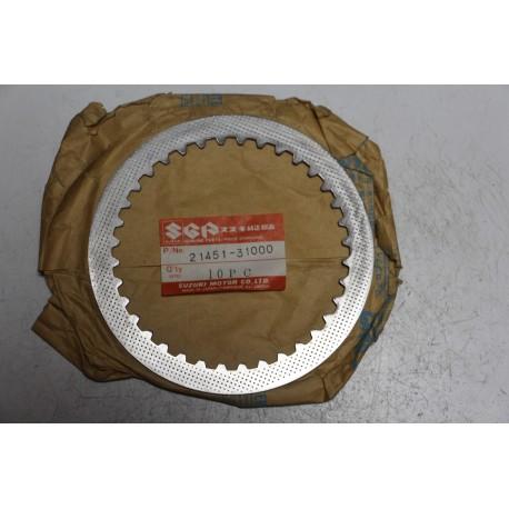 Disque d'embrayage pour Suzuki GS400 GS425 GS650 GS850 GSX400 550  750 GT250 SP370 XN85