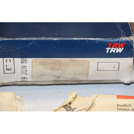 Jeu de sepour gments 4 cylindres pour Ford  2000 OHC pour piston diamètre 90,80mm