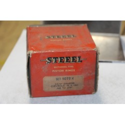 Jeu de sepour gments 6 pistons pour Chevrolet de 1941 diamètre 3-9/16'' 060 à 079''