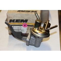 Pompe à essence KEM ref 1184,41486F062N Vintage Garage