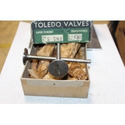 Soupape unitaire Toledo référence S781 Vintage Garage