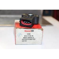 Potentiomètre (moteur pas a pas) pour Ford Taurus de 1986 réf cx1132a