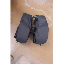 Sacoches pour moto Bagster fermeture par scratch
