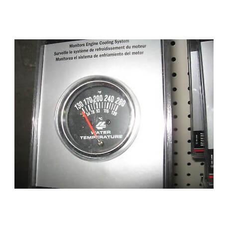 manometre temp eau