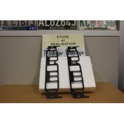 Joints de collecteur d'admission pour GM V6 2,8l i 173 de 1980
