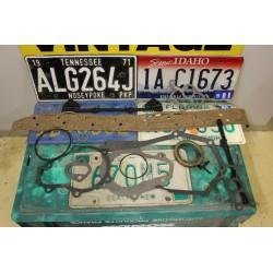 Pochette de joints bas moteur Chrysler moteur 170 198 225 de 1960 à 1987