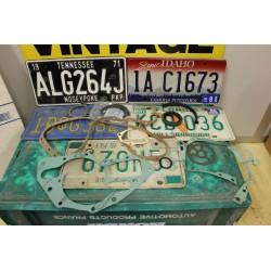 Pochette de joint bas moteur Buick Chevrolet Olds Pontiac 2,8L V6  173 80-84