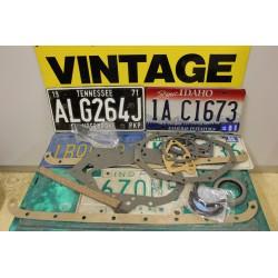 Pochette de joints bas moteur Chrysler 6 moteur 218 230 de 1953 à 1960