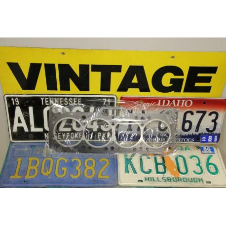 joint de culasse pour mitsubishi 1 4l 1 5l de 1979 1992 moteur j et q vintage garage. Black Bedroom Furniture Sets. Home Design Ideas