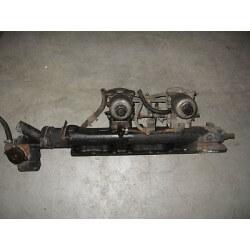 Double carburateur pour JAGUAR avec pipe admission Vintage