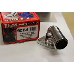 Boitier thermostat pour Ford moteur 390 427 428 CHROMEE