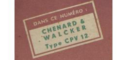 Chenard & Walcker
