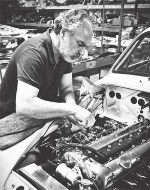 Vintage Garage restauration voiture ancienne