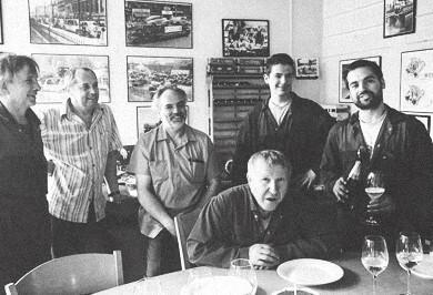 L'équipe Vintage Garage