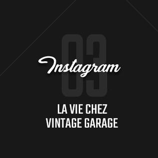 Vintage Garage's Instagram